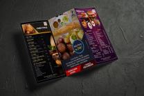 food menu graphic design agency in mohali, Chandigarh, zirakpur