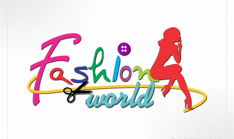 Logo Design for Fashion World bathinda punjab