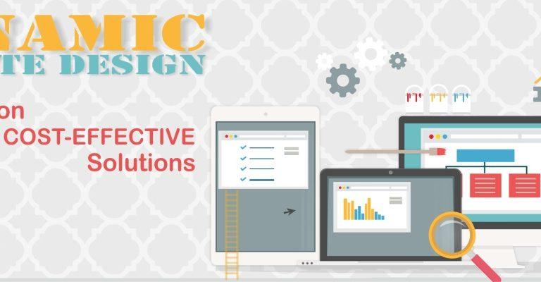 Effective Benefits of Dynamic Website Design