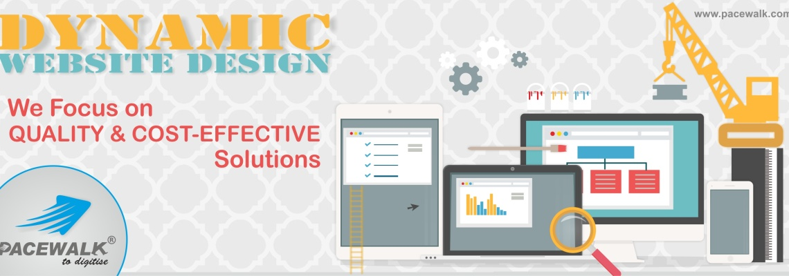 Effective Benefits of Dynamic Website Design