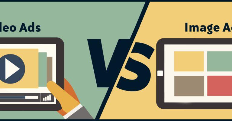 video ads vs image ads advertisement social media punjab india