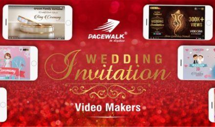 Wedding Invitation Video Makers | Wedding ceremony