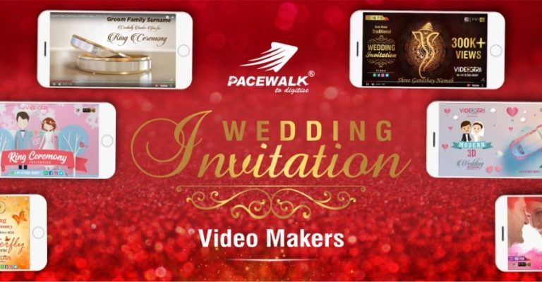 Wedding Invitation Video Maker Online