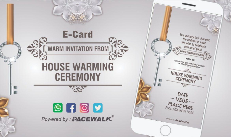 Housewarming Invitation Video samples 2020