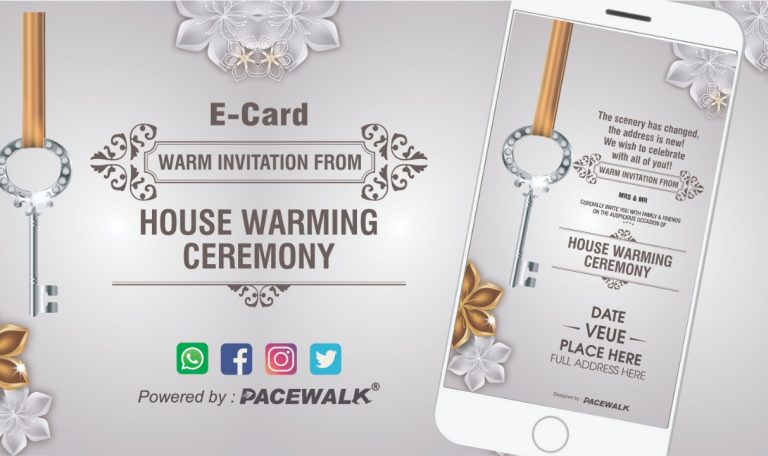 Housewarming Invitation Video samples 2020