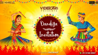 Dandiya Invitation Video