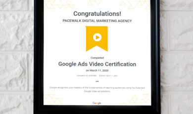 Google Ads Certified Company in Chandigarh